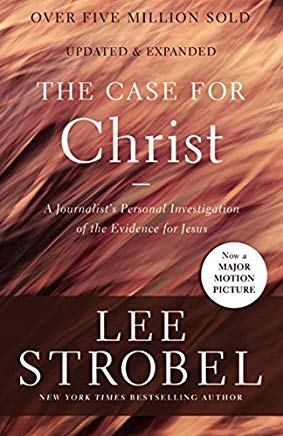 The Case for Christ: A Journalist's Personal Investigation of the Evidence for Jesus (Case for ... Series) Cover
