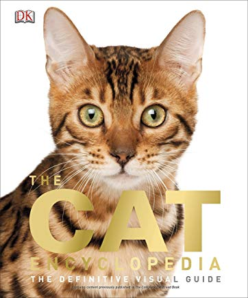 The Cat Encyclopedia: The Definitive Visual Guide Cover