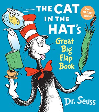 The Cat in the Hat's Great Big Flap Book Cover