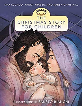 The Christmas Story for Children Cover