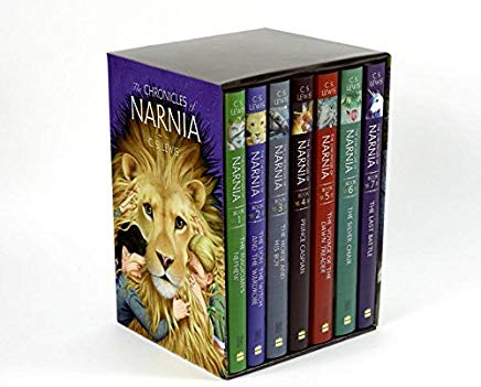 The Chronicles of Narnia (Box Set) Cover