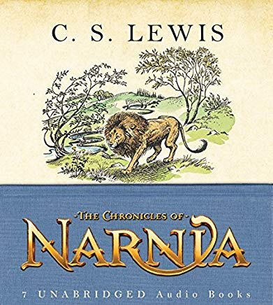 The Chronicles of Narnia Complete 7 Volume CD Box Set (Unabridged) Cover