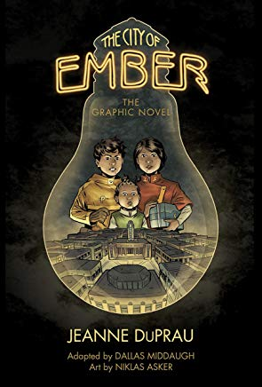 The City of Ember: The Graphic Novel Cover