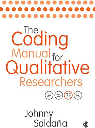 The Coding Manual for Qualitative Researchers Cover