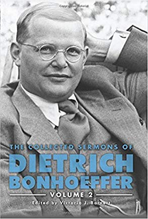 The Collected Sermons of Dietrich Bonhoeffer: Volume 2 Cover