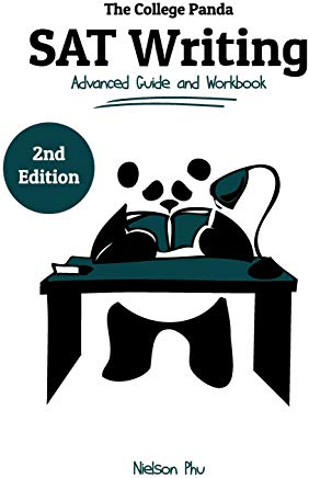 The College Panda's SAT Writing: Advanced Guide and Workbook Cover