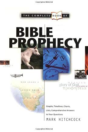 The Complete Book of Bible Prophecy Cover