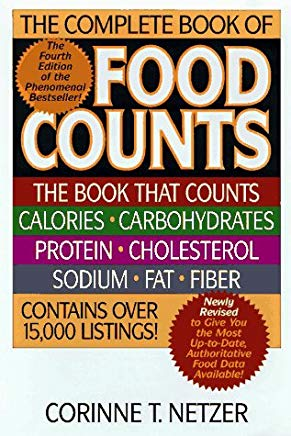 The Complete Book of Food Counts Cover