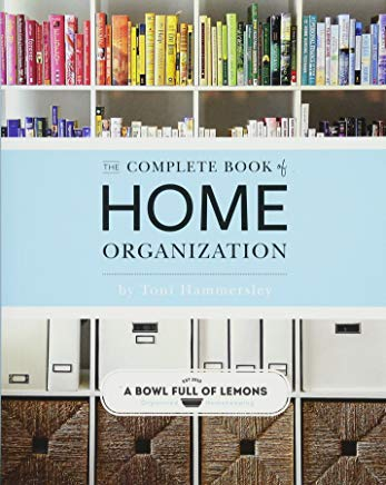 The Complete Book of Home Organization Cover
