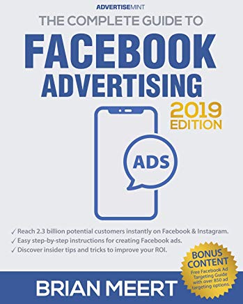 The Complete Guide to Facebook Advertising Cover