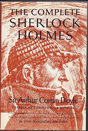 The Complete Sherlock Holmes (Volume One) Cover