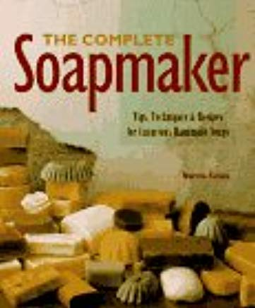 The Complete Soapmaker Cover