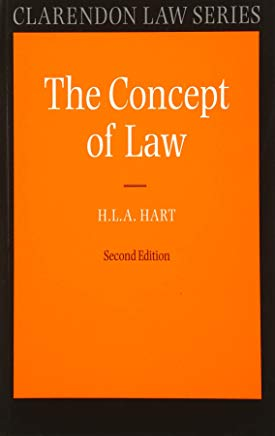 The Concept of Law (Clarendon Law Series) Cover