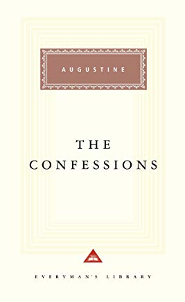 The Confessions (Everyman's Library) Cover
