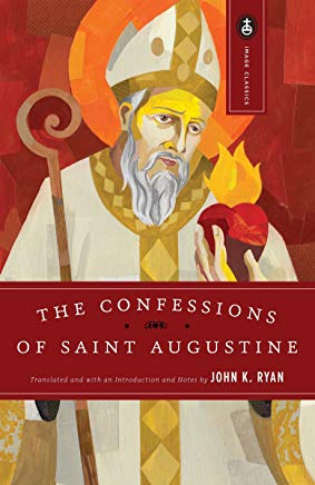 The Confessions of Saint Augustine (Image Classics) Cover