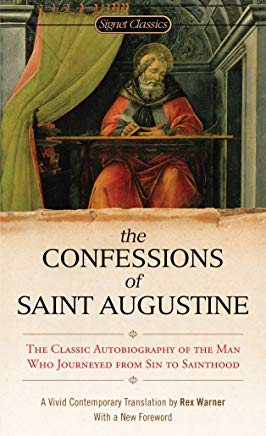 The Confessions of Saint Augustine (Signet Classics) Cover