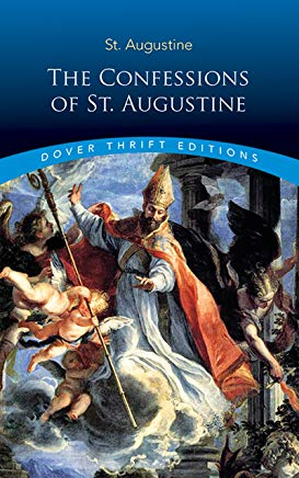 The Confessions of St. Augustine (Dover Thrift Editions) Cover