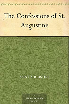 The Confessions of St. Augustine Cover
