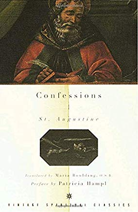 The Confessions Cover