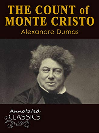 The Count of Monte Cristo (Annotated and Illustrated) (Annotated Classics) Cover