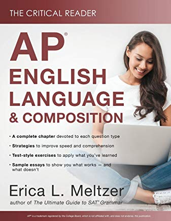 The Critical Reader: AP English Language and Composition Edition Cover