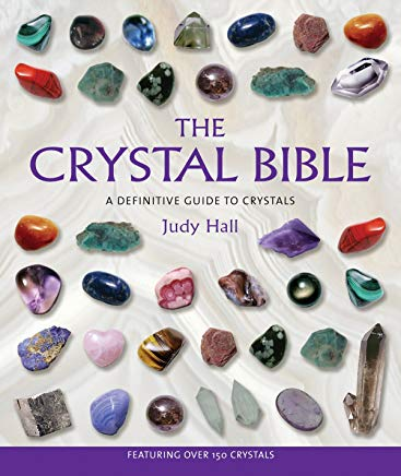 The Crystal Bible Cover