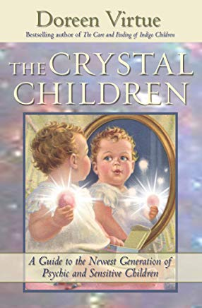 The Crystal Children Cover
