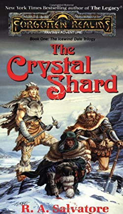 The Crystal Shard (Forgotten Realms: The Icewind Dale Trilogy, Book 1) Cover