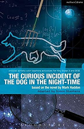 The Curious Incident of the Dog in the Night-Time: The Play (Critical Scripts) Cover