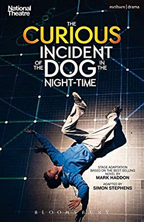 The Curious Incident of the Dog in the Night-Time: The Play (Modern Plays) Cover