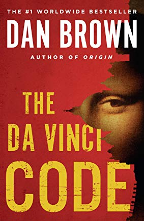 The Da Vinci Code: A Novel (Robert Langdon) Cover