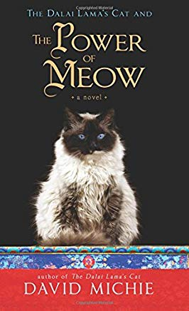 The Dalai Lama's Cat and the Power of Meow Cover