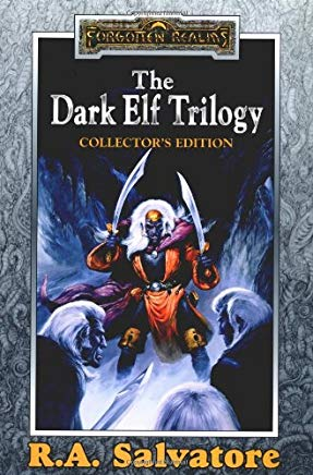 The Dark Elf Trilogy: Collector's Edition (Homeland / Exile / Sojourn) Cover