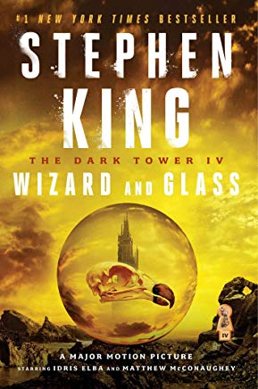 The Dark Tower IV: Wizard and Glass Cover