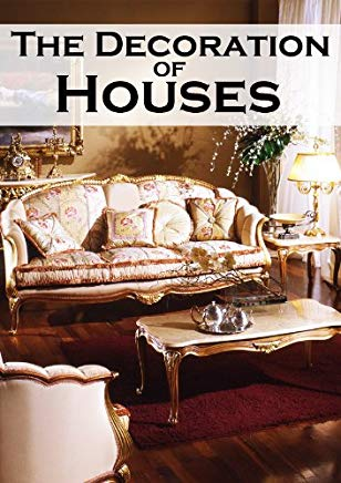 The Decoration of Houses with illustrate Cover