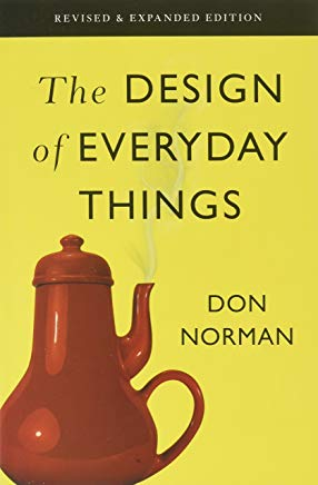 The Design of Everyday Things: Revised and Expanded Edition Cover