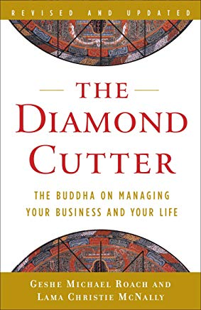 The Diamond Cutter: The Buddha on Managing Your Business and Your Life Cover