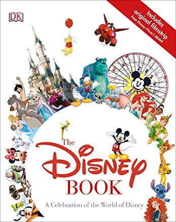 The Disney Book: A Celebration of the World of Disney Cover