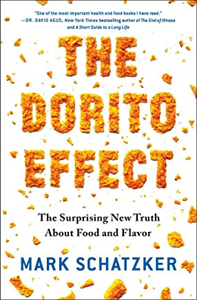 The Dorito Effect: The Surprising New Truth About Food and Flavor Cover