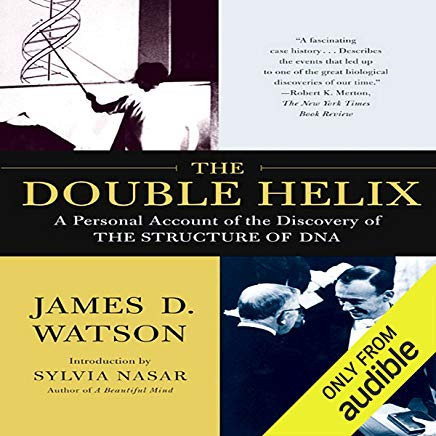 The Double Helix: A Personal Account of the Discovery of the Structure of DNA Cover