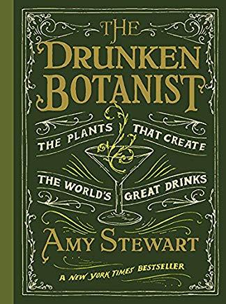 The Drunken Botanist Cover