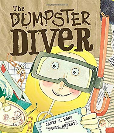 The Dumpster Diver Cover
