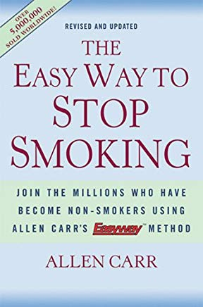 The Easy Way to Stop Smoking: Join the Millions Who Have Become Non-Smokers Using Allen Carr's Easyway Method Cover