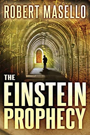 The Einstein Prophecy Cover