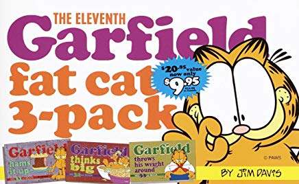 The Eleventh Garfield Fat Cat 3-Pack: Contains: Garfield Strip Numbers 31, 32, and 33 (No.11) Cover