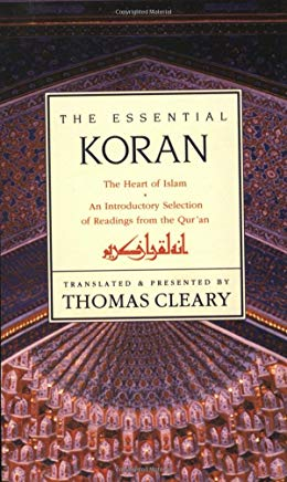 The Essential Koran: The Heart of Islam Cover
