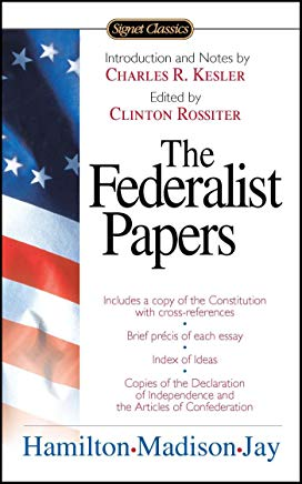 The Federalist Papers (Signet Classics) Cover