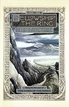 The Fellowship of the Ring: Being the First Part of The Lord of the Rings Cover