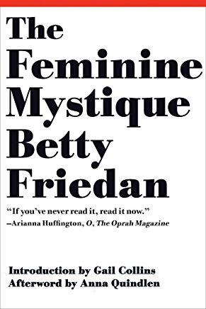 The Feminine Mystique (50th Anniversary Edition) Cover