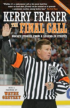 The Final Call: Hockey Stories from a Legend in Stripes Cover